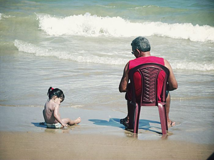 The Calmness Within Generations