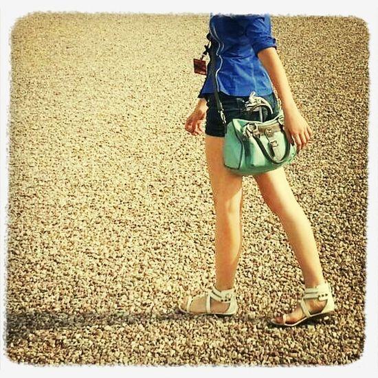 Sachsenring Sand Legs