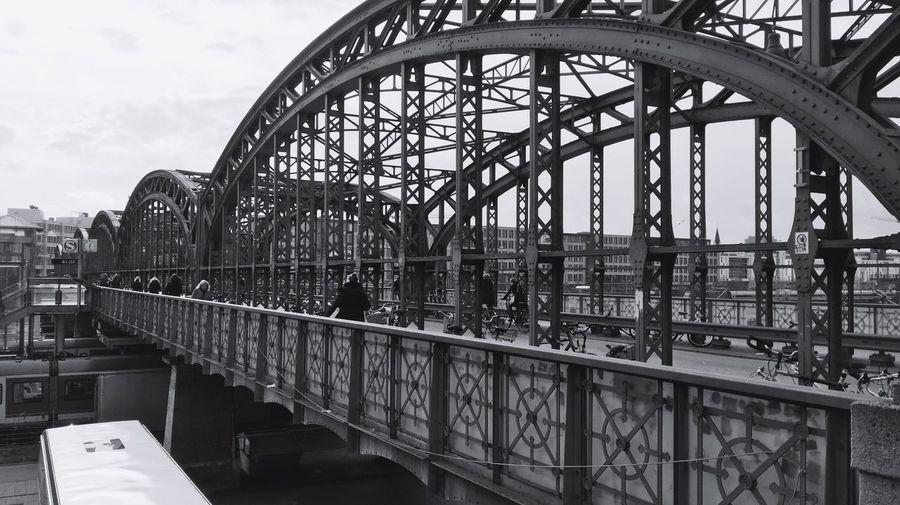 View of an bridge against sky