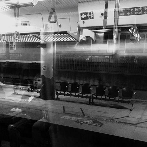 火車站 Taiwan 平常日
