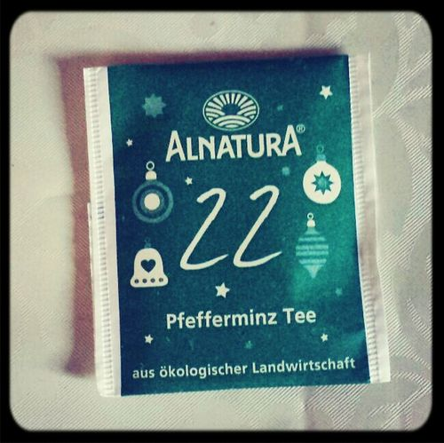 Klassisch,Standard,gut! ^^ Tea ALNATURA