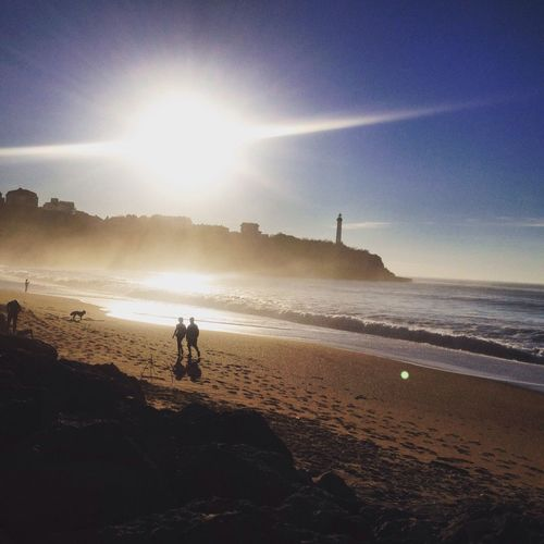 Plage de la chambre d'amour - Anglet Anglet Chambre D'amour First Eyeem Photo