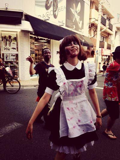 Zombie 下北沢 メイド