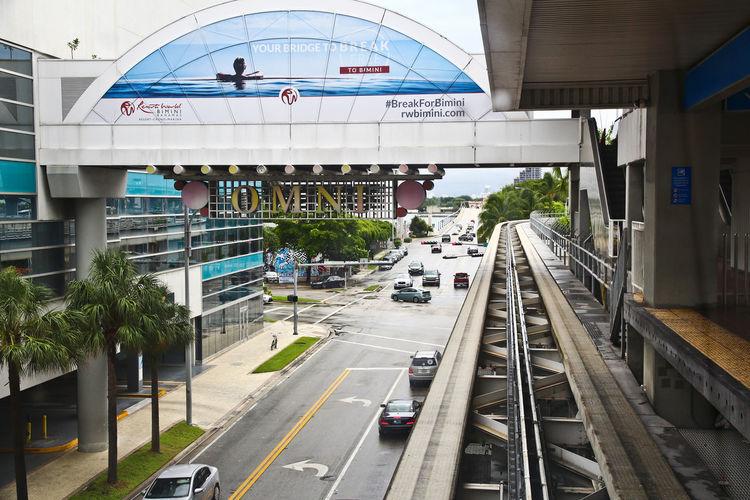 Miami monorail