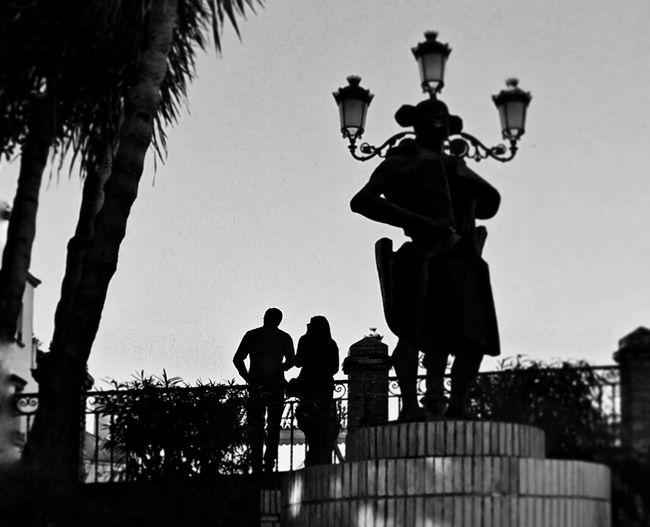 Sombras en la Plaza del Altozano Triana Sevilla Seville Blanckandwhite Streetphotography Streetphoto_bw Shadows Silhouettes Bnw_captures Bws_artist_eu Bws_worldwide