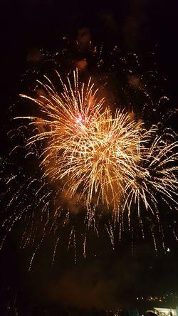 Fireworks Arenys De Mar Sant Zenon