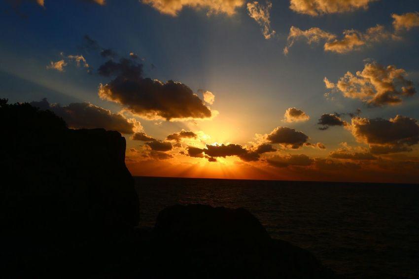 Iki Island Sunset Capture The Moment