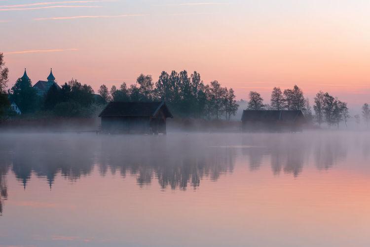 Fisher huts