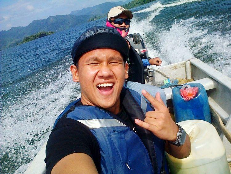 Boy Love Friends Boatman