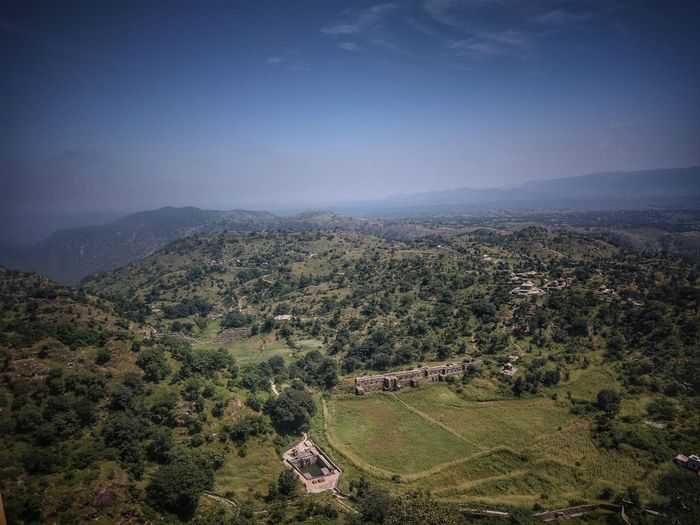 High Angle View Landscape Tranquility Scenics Beauty In Nature aravali range Perspectives On Nature EyeEmNewHere