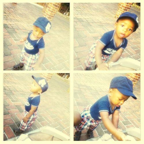 gahh my nephew !