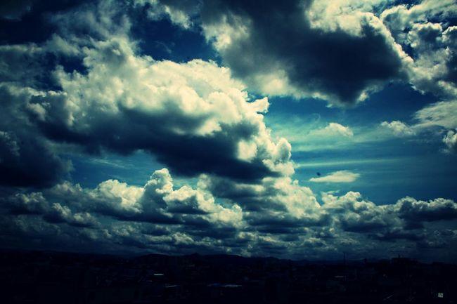 Clouds And Sky Rain Magic Moments Samsung Galaxy Tab 2