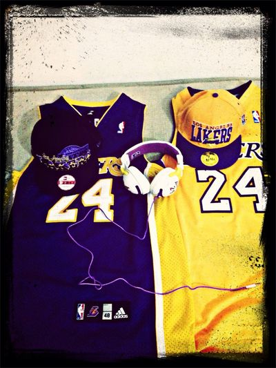 The lakers.......