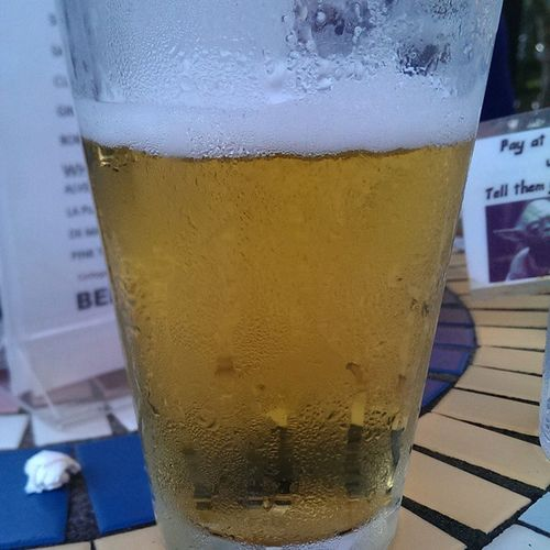 Beer before the game. Lets go gators. Pumpedup Stellaartois LetsGoGators Satchels Pizza