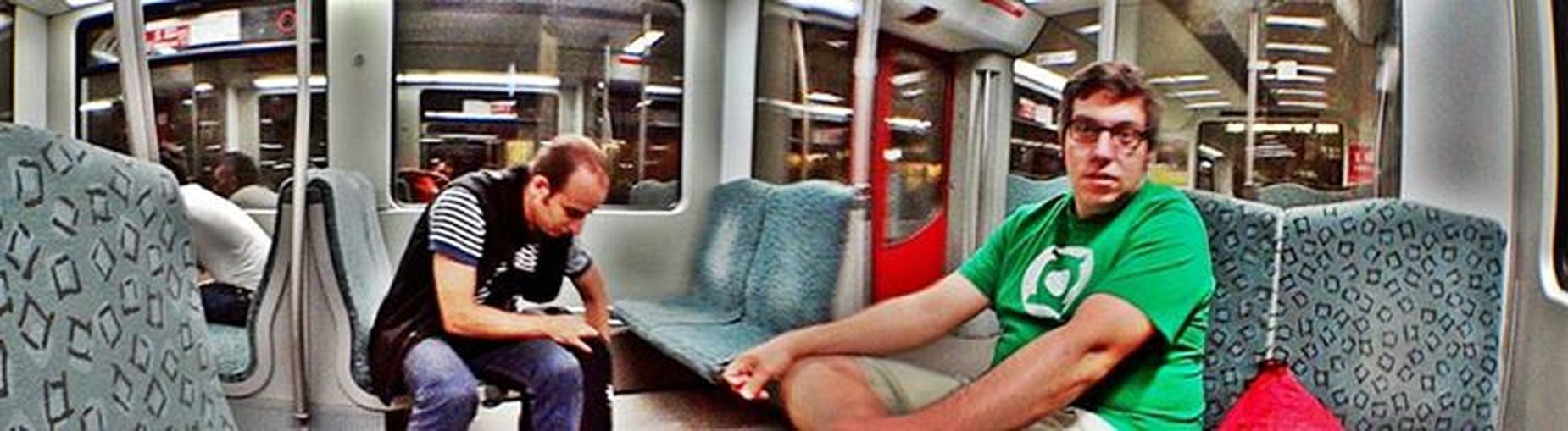 Withfriends Berlin Metro Goinghome