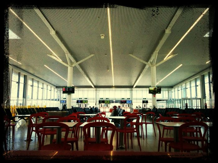 From My Point Of View Airport Waiting
