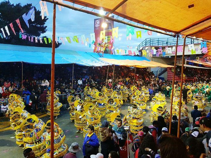 morenada carnaval de oruro