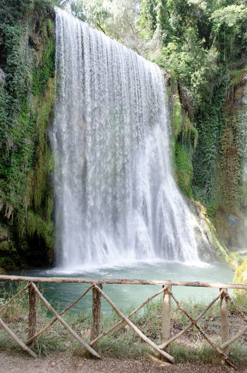 Monasterio de Piedra, El rio Piedra y sus cascadas. 2015  Beauty In Nature Day Eddl Forest Freshness Monasterio De Piedra Monastery Monastery Of Stone Motion Nature No People Outdoors Scenics Splashing Spraying Stone's Monastery Water Waterfall
