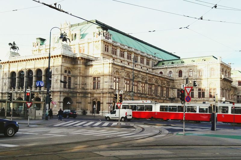 Vienna Wien Austria Östereich Cities Opéra Enjoying Life Enjoying The Music Travel Photography Being Cultured Quality Time Music Check This Out Travel Trip Europe Travel Destinations