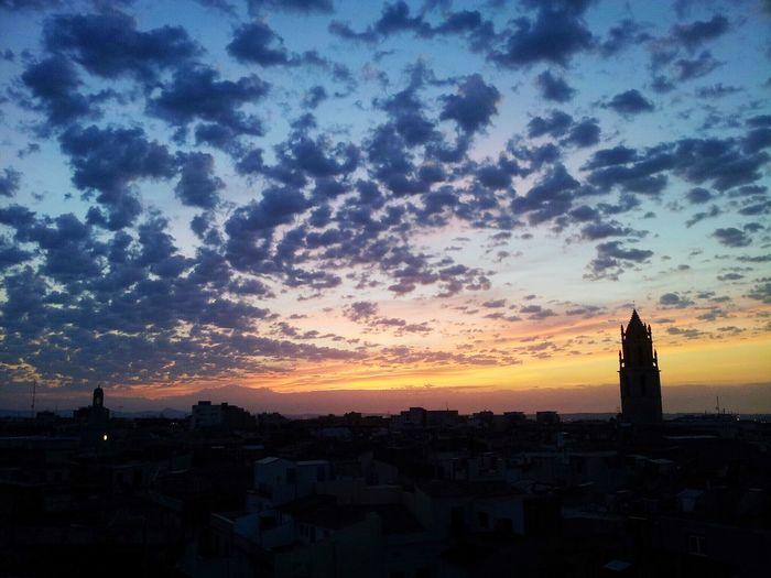Vilafrancadelpenedes Goodbye Telecom Enjoying Life Avistadeantena The City Light