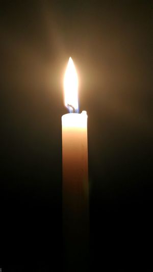 Flame Candle