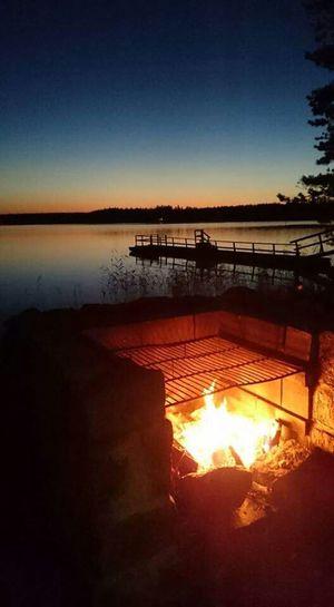 Campfire Fire