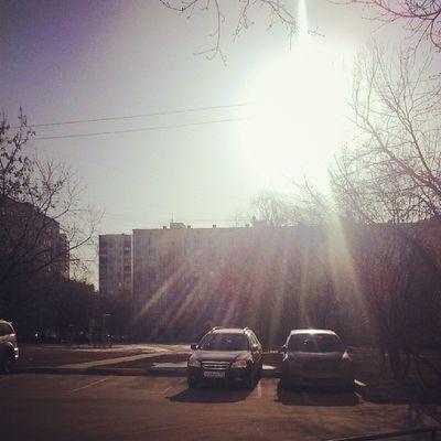 Весна*-* отрадное свао Москва