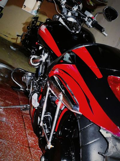 My bike Goldwing Motorcycle M109R Harley Davidson Boulevard Sport Bikes High Angle View Close-up
