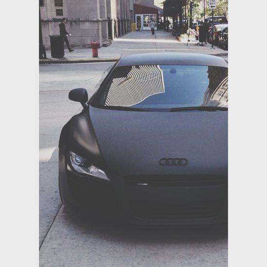 Matteblack Life Amazing Audi ♡