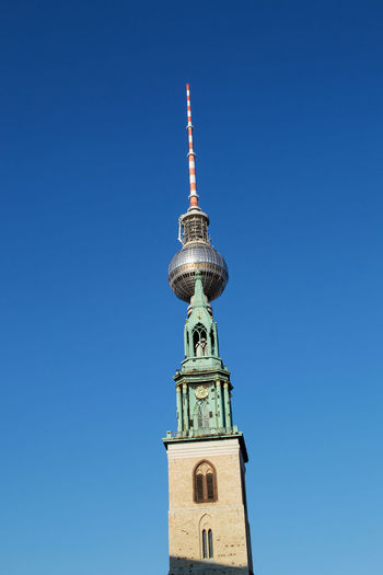 Berlin Berliner Fernsehturm City Cityscapes Europe German Urban Architecture Church TakeoverContrast