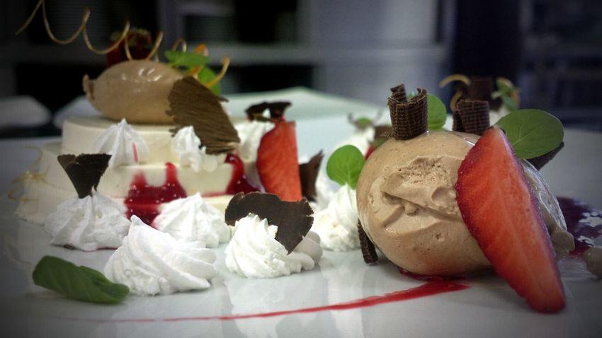 Dessert Food Food And Drink Panacota Ready-to-eat Sweet Food Food Stories