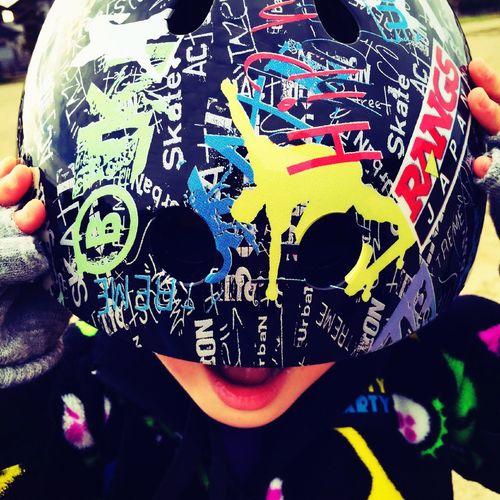Children ストライダー Grafitti