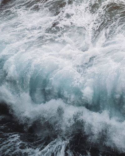 Photography In Motion Water Waves Ocean Sea Chaos The Great Outdoors With Adobe The Great Outdoors - 2016 EyeEm Awards