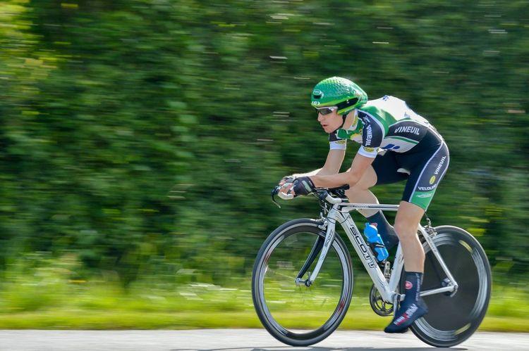 Contre la montre Cyclisme Velo Course Contre-la-montre Vitesse Bike
