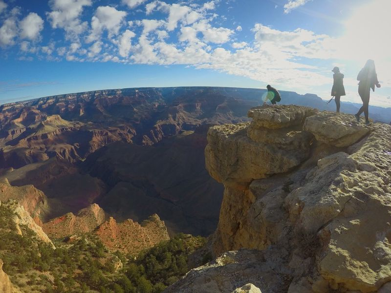 Be. Ready. Grand Canyon, South Rim Travel Photography Travel Destinations Landscape Nature Traveltheworld