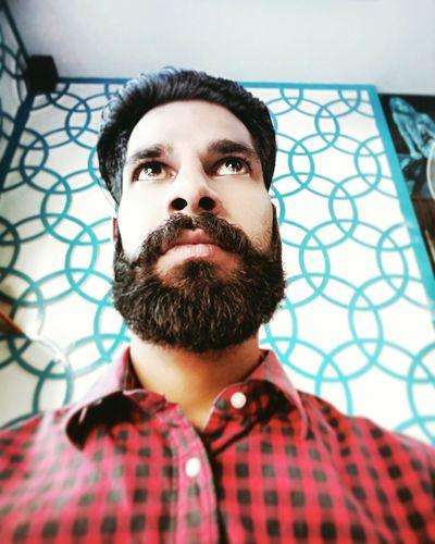 I hope... I will not cut my beard.. 👍 First Eyeem Photo