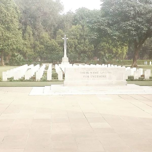 Delhi war Cemetery - 1939-1945 Sundayblues Justsundaythings DelhiDairies Delhiwarcemetry