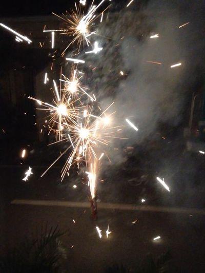 Fireworks Happy New Year 2015