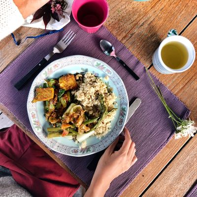 Ayurveda Cooking Table Yoga Retreat Ayurvedic Food Ayurverdic Diet Kundalini Food And Drink Food Table Drink Freshness Meal Ready-to-eat