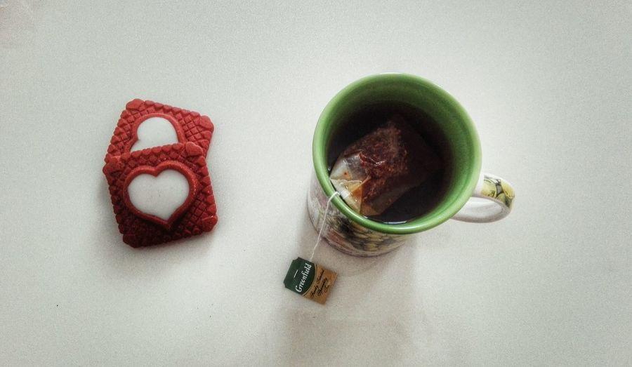 Чашка горячего чая в ненастный день- лучшее лекарство! Drink Tea - Hot Drink Day Green Color Tea