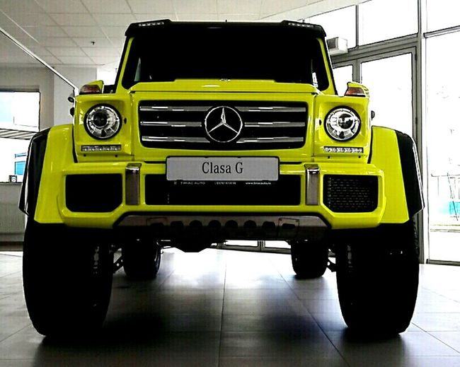 Taking Photos Hello World Mercedes-Benz New G Klasse 500 Gxg Popular Check This Out Showroom Photo Carlovers That G Thang