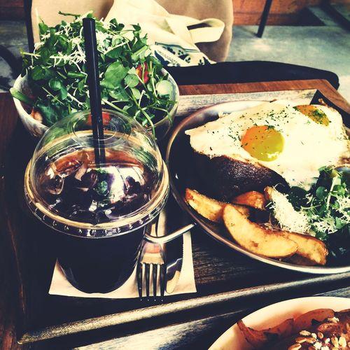 서래마을 French Breakfast
