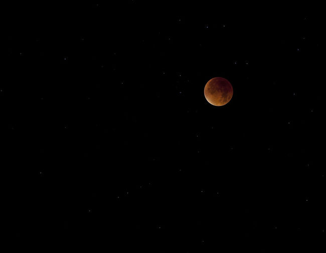 September 28, 2015 the Super Blood Moon appeared in the night sky of the Netherlands. Moon Red Superbloodmoon Night Nightphotography Stars Sky Black Outdoors Beauty In Nature Space Moonlight Moon Surface Lunar Eclipse Capture Tomorrow