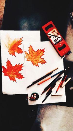 Artwork Boredom Strikes >.< ✌🏻️