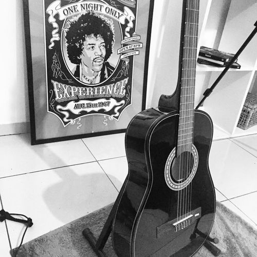 My Guitar Jimi Hendrix Decoration