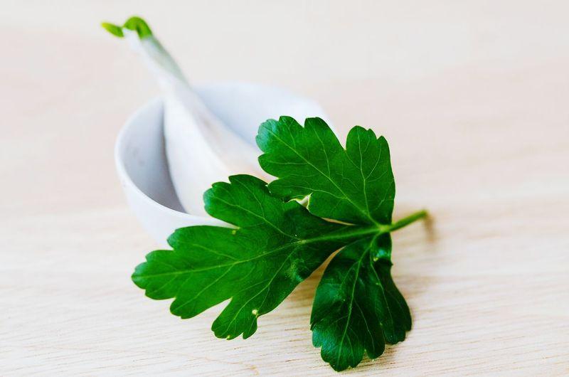 Garlic Aglio Food Cibo Ingredients Prezzemolo Parsley Green