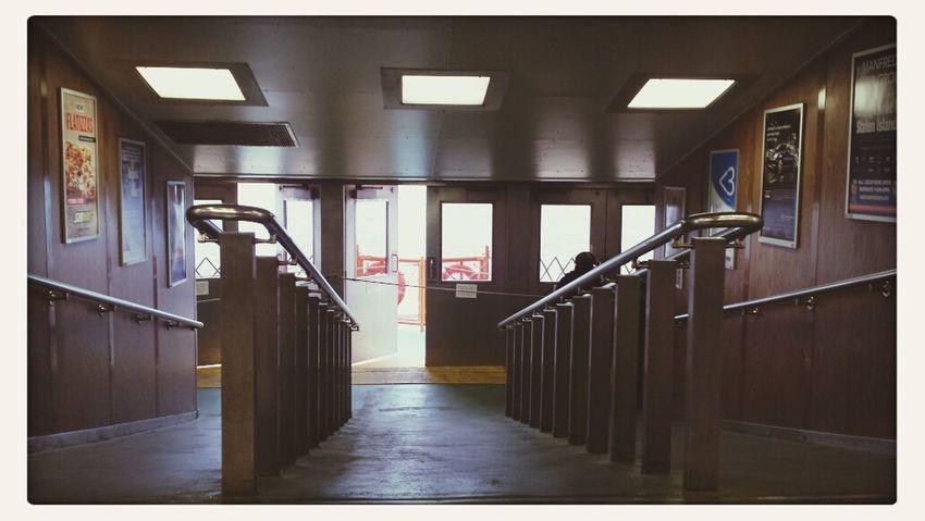 my commute. Staten Island Ferry Staten Island New York