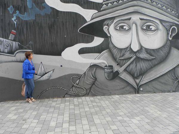 Street Art People ArtWork