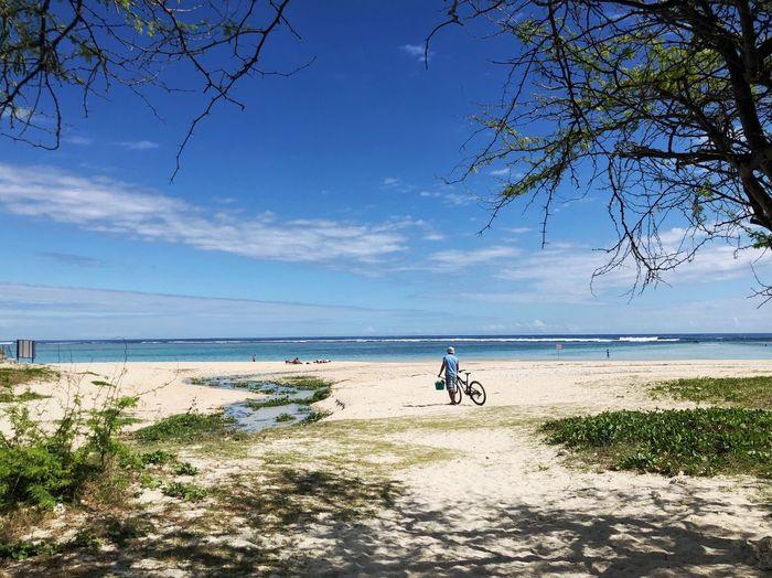 IPhoneography Reunion Island TheWeekOnEyeEM Beach Sea Water Land Sky Beauty In Nature Sand