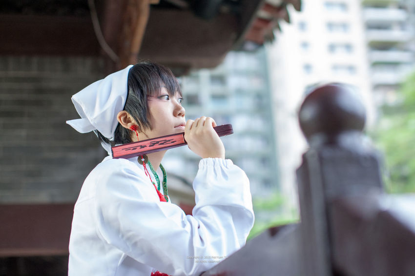 Coser:Yuuki @ yuuki_chiu as Hakutaku from Hōzuki no Reitetsu Aug 2015 By: Canon EOS 1D Mark III Sigma 50mm f1.4 EX DG HSM Cosplay Hong Kong Cosplay Hakutaku Hozuki No Reitetsu See more on my Flickr: http://www.flickr.com/people/pakyuen_tai Facebook: Pak Yuen Tai Photography Website: http://budas2kh.wix.com/cornelius-tai-photo